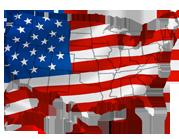 USA Map Federal Agencies