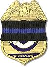 memorial badge pendants