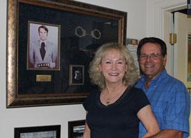 Owners David & Charlotte Putnam