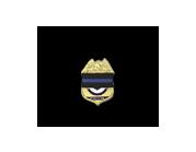 Oregon Memorial State Badge Pendants