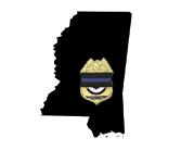 Mississippi Memorial State Badge Pendants
