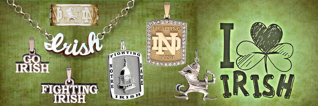 I love Irish ND
