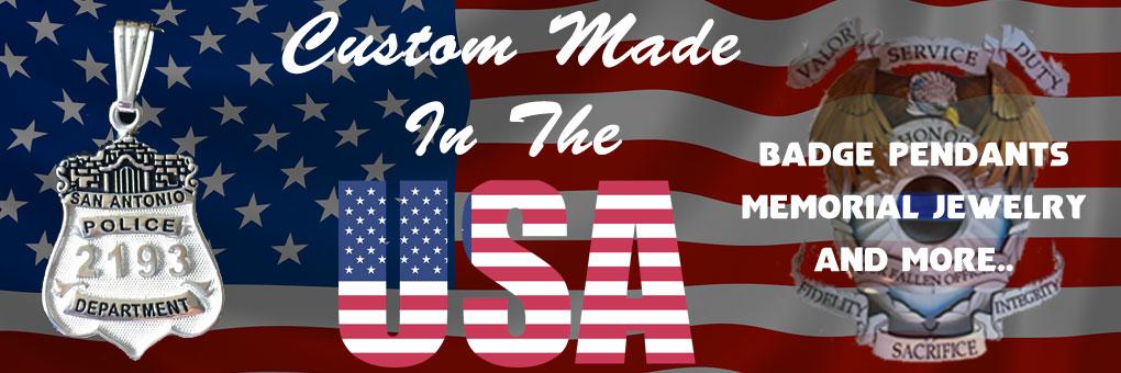 Custom Made in the USA