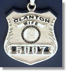Clanton Police Wife