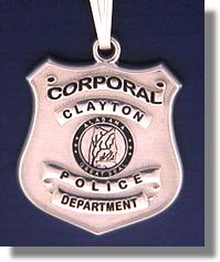 Clayton Police Corporal