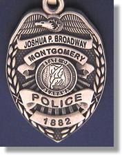 Montgomery Police #1