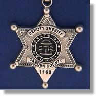 Camden County Deputy Sheriff
