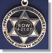 EOW 4-21-2007<br/>Phillip Rodriguez