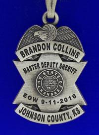EOW 9-11-2016<br/>Brandon Collins