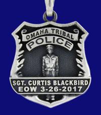 EOW 3-26-2017<br/>Curtis Blackbird