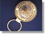 Custom Designed Keychain #3