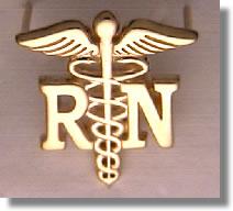 RN Lapel Pin #4
