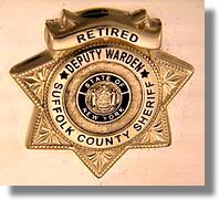 Retired Deputy Warden #8