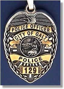 Police Officer #18