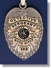 Police Sergeant Detective #25