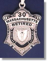 Massachusetts Badge Jewelry - SADiamonds