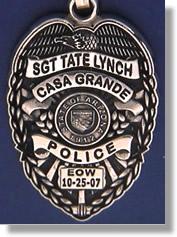 Casa Grande Police Sergeant