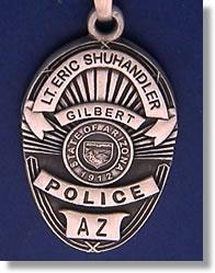 Gilbert Police Lieutenant #1