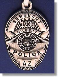 Gilbert Police Sergeant #2
