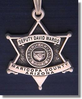 Maricopa County Deputy #1