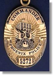 Phoenix Police Commander #8