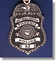 Phoenix Police Sergeant #9