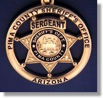 Pima County Sheriff Sergeant #4