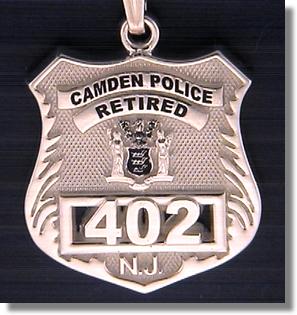 New Jersey Badge Jewelry - SADiamonds