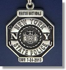 NY State Police 9