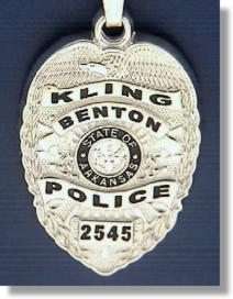 Benton Police Officer