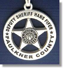Faulkner County Deputy Sheriff
