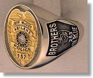 Abilene Police #6b