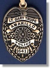 Amarillo Police Lieutenant #1