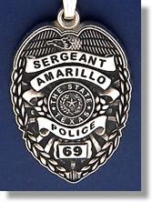 Amarillo Police Sergeant #2