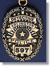 Arlington Police Detective #3