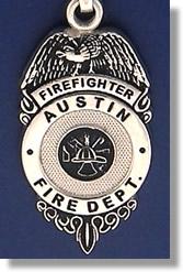 Austin Firefighter #1