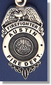Austin Firefighter #2