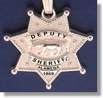 Alameda County Deputy Sheriff #1
