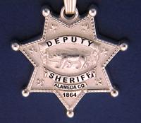 Alameda County Deputy Sheriff #2