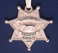 Alameda County Sergeant #3