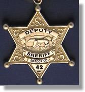 Amador County Deputy Sheriff #1