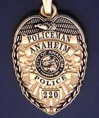 Anaheim Policeman #1