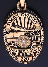 Anaheim Police Officer #2