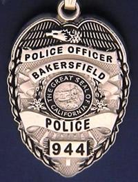 Bakersfield Police Officer #1
