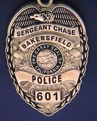 Bakersfield Police Sergeant #3