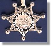 Butte County Deputy Sheriff