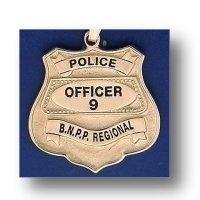 BNPP Regional Police Officer