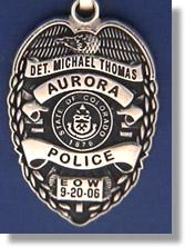Aurora Police Detective #3
