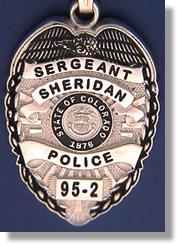 Sheridan Police Sergeant