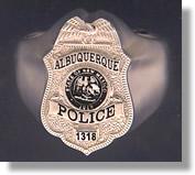 Police Badge Ring #3